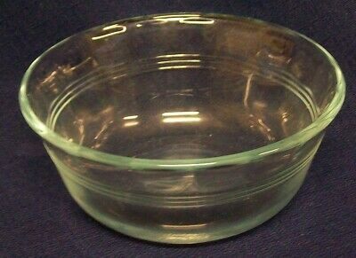 Restaurant Equipment Bar Supplies PYREX 10oz  GLASS BOWL