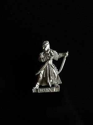 Warhammer Lord of The Rings LOTR - The White Council, Erestor Metal OOP