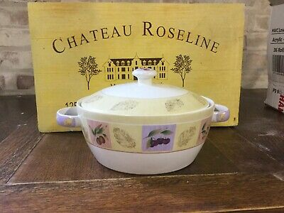 Marks & Spencer Wild Fruits Casserole Dish With Lid
