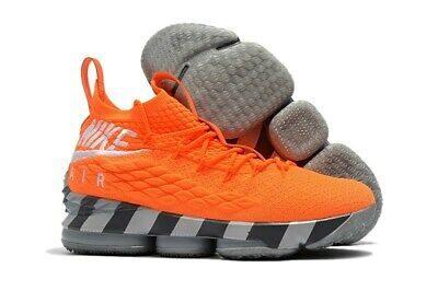 9fa3b3762d8d0 LEBRON 15 ORANGE Shoes For Men Size 9.5   10 -  109.00