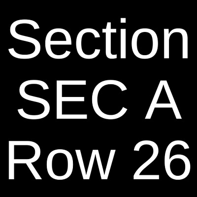 3 Tickets Why Don't We 4/18/19 Seattle, WA