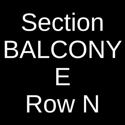 3 Tickets Kansas - The Band 4/12/19 Arlene Schnitzer Concert Hall Portland, OR