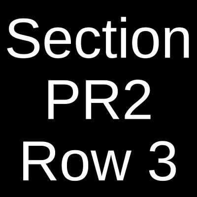 3 Tickets Houston Rockets @ Los Angeles Clippers 4/3/19 Los Angeles, CA