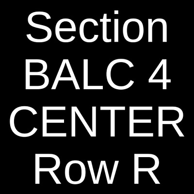3 Tickets Lord Huron & Bully 7/26/19 The Chicago Theatre Chicago, IL
