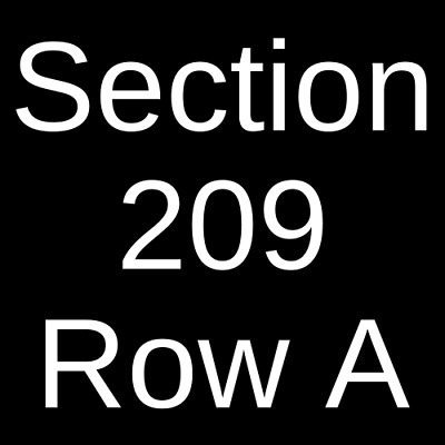 3 Tickets Carrie Underwood, Maddie and Tae & Runaway June 10/17/19