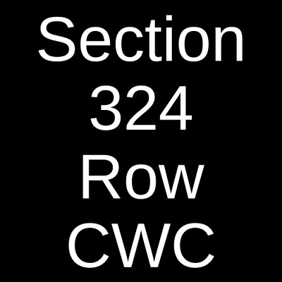 3 Tickets Dave Matthews Band 5/11/19 Bridgestone Arena Nashville, TN