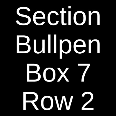3 Tickets Atlanta Braves @ Chicago Cubs 6/24/19 Wrigley Field Chicago, IL