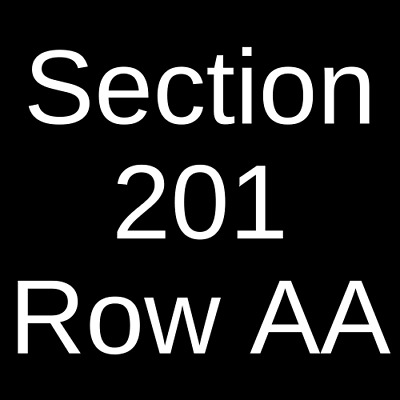 3 Tickets Bruno Mars 9/4/19 Park Theater at Park MGM Las Vegas, NV