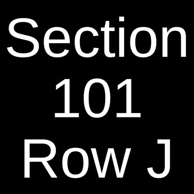 3 Tickets Bruno Mars 9/9/19 Park Theater at Park MGM Las Vegas, NV
