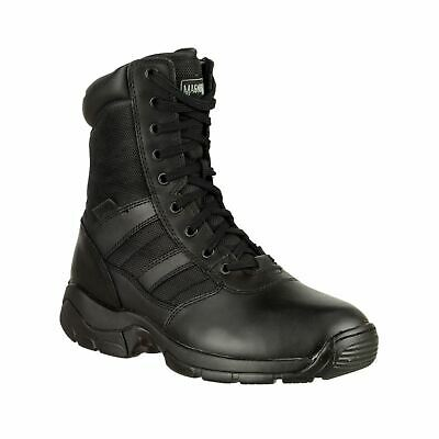 """Magnum Panther 8"""" Lace (55616) Black Mens Occupational Footwear Leather/Nylon OB"""