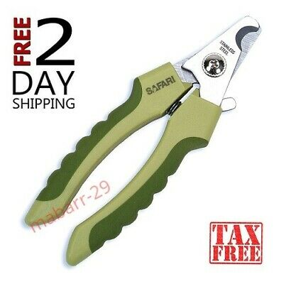 Dog Cat Pet Professional Nail Toe Clippers Stainless Steel Claw Trimmer Scissor