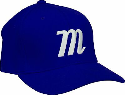 Marucci M Logo Stretch Fit Hat
