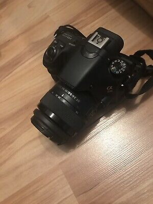Sony Alpha SLT-A58 20.1 MP SLR-Digitalkamera