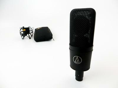 audio technica 4040 vs 4033