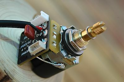 For Epiphone Les Paul - CTS Phase Shift Push/Pull Potentiometer - Unique Upgrade
