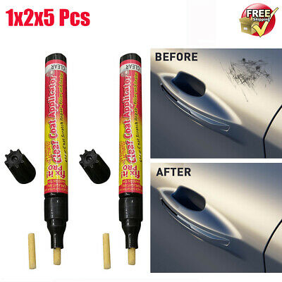 1/2/5PCS Scratch Magic Eraser Repair Pen Non Toxic Car Clear Coat Applicator Fix