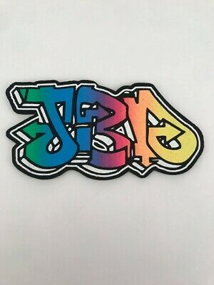 "Jerome Baker Designs - Large Mood Mat Pad Coaster - ""Jbd"" Logo - Uv Reactive"