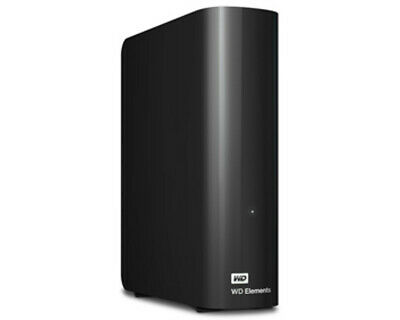 WD Elements™ Desktop, 3 TB HDD, 3.5 Zoll, extern