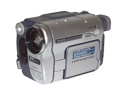 Sony Handycam DCR-TRV255E Digital8 Camcorder - Digital Video Camera Recorder