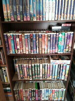 Disney, Universal,wb,mgm, Dreamworks Vhs. Selling Individually Pick One You Want