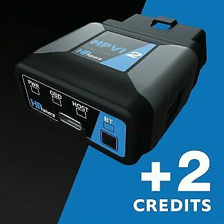 HP TUNERS MPVI2 VCM Suite Standard w/ 2 Credits Fits Ford