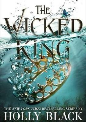 [PDF] The Wicked King (The Folk of the Air #2) by Holly Black
