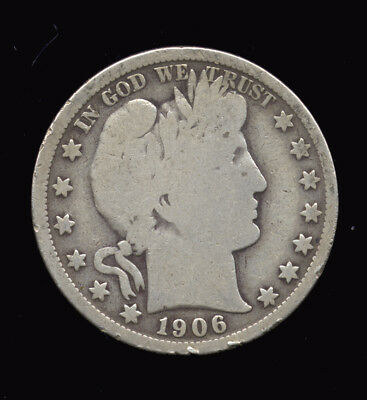 1906-O  ...  Better Date  ...  Barber Half Dollar (343-410*)  FREE SHIPPING