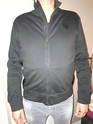super popular 48b97 640db POLO RALPH LAUREN Sweat Jacke XL