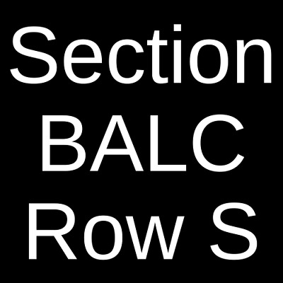 4 Tickets Kansas - The Band 4/10/19 Paramount Theatre - Oakland Oakland, CA