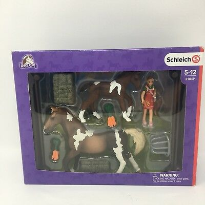 Schleich New Boxed * Horse FEED SET 42105