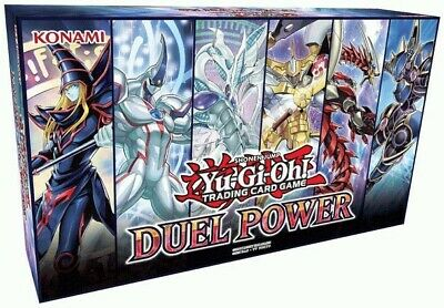 Yugioh Duel Power Collection Box Brand New Sealed Product Preorder