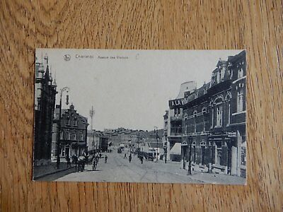 collections : carte postale : Charleroi