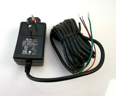 UNinput Home Alarm I.T.E. 13.8 VDC 1A Plug-in Power Supply General Purpose