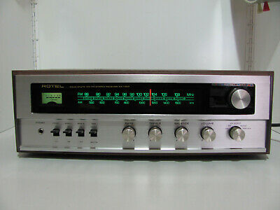 Vintage Rotel Amplifier Receiver Model RX-150A Near Mint In VGWG