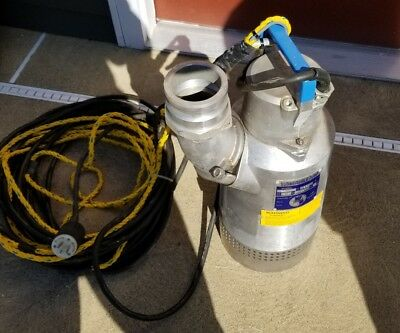 Nutmeg Commercial Submersible pump