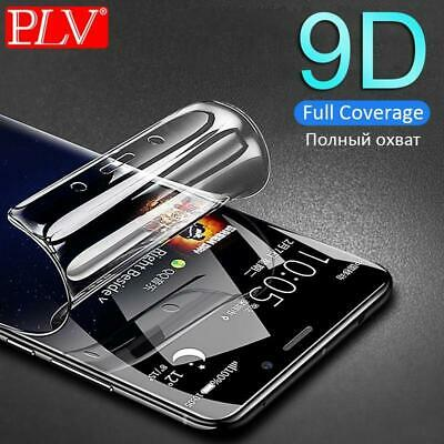9D Full Cover Soft Hydrogel Film For Samsung Galaxy Note 8 9 S8 S9 Screen Protec