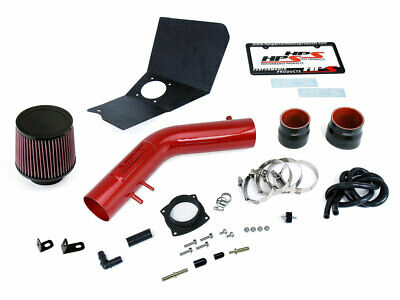 DRY RED FILTER For 96-99 Toyota 4Runner SUV 2.7 L4 SPORT AIR INTAKE KIT