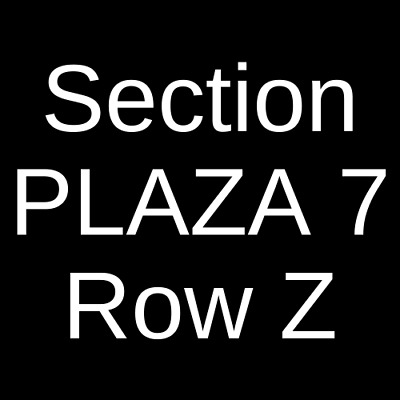 4 Tickets Earth, Wind And Fire 7/20/19 Starlight Theatre Kansas City, MO