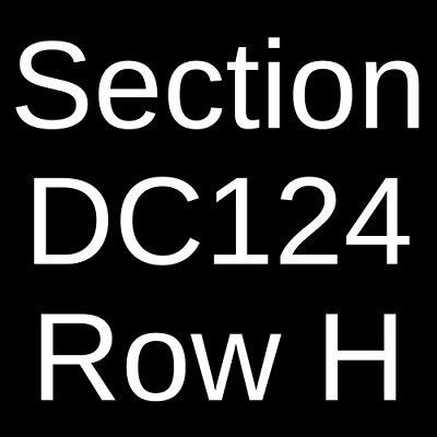 3 Tickets Milwaukee Brewers @ Washington Nationals 8/17/19 Washington, DC
