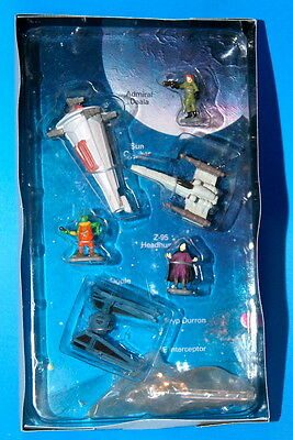 Star Wars Jedi Search Set Loose Complete Micro Machines