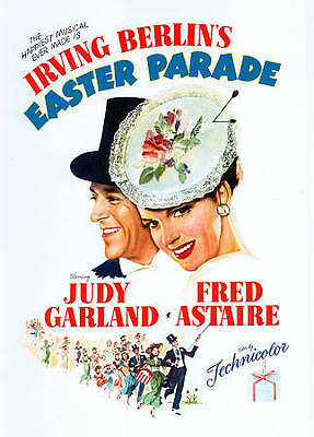 Easter Parade Dvd Fred Astaire Judy Garland Irving Berlin NM 2 Disc Edition