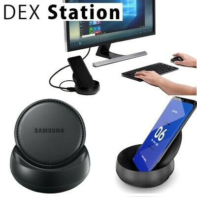 NEW DEX Station Desktop Charging Dock FOR Samsung Galaxy S8 Note8 S9 Plus
