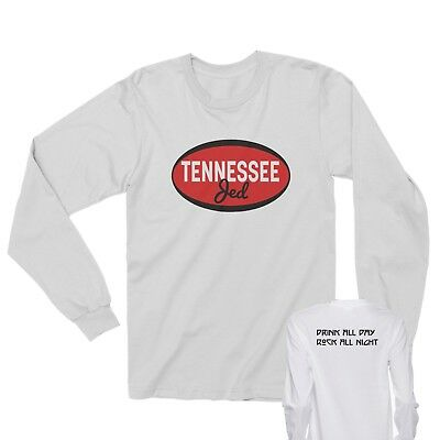 16cabfc52107 Tennessee Jed Genesee Long Sleeve T-shirt Grateful Dead   Company Parody