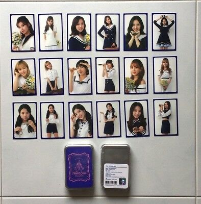 Twice Twiceland Fantasy Park Official Photocard Set Ver. B (Can Choose Member)