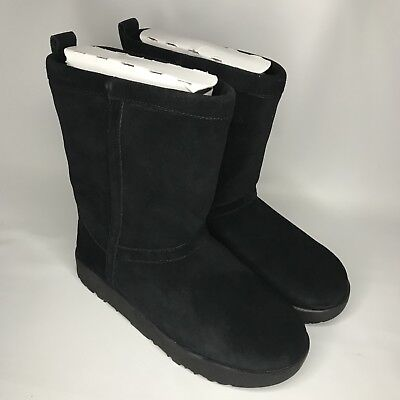 398adcf8559 UGG WOMEN'S MAXIE Waterproof Black Suede boots New With Box ...