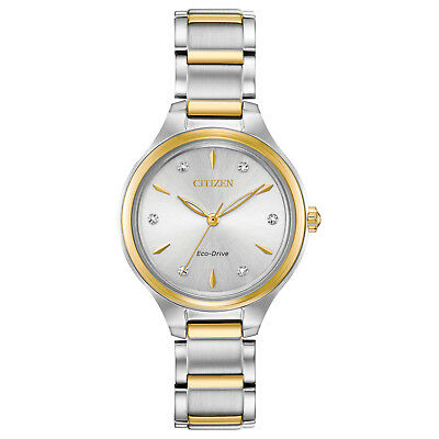 -NEW- Citizen Ladies Corso Eco-Drive Watch FE2104-50A