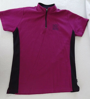 AGC Australian Girls Choir Uniform Magenta T-shirt size 8A (eg Allegro & Avanti)