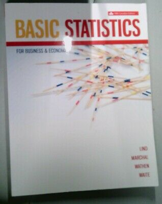 Basic Statistics for Business & Economics by Lind