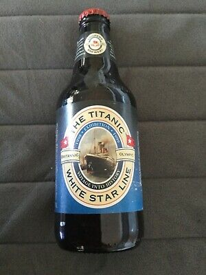 Coopers The Titanic White Star Line  Commerative Beer
