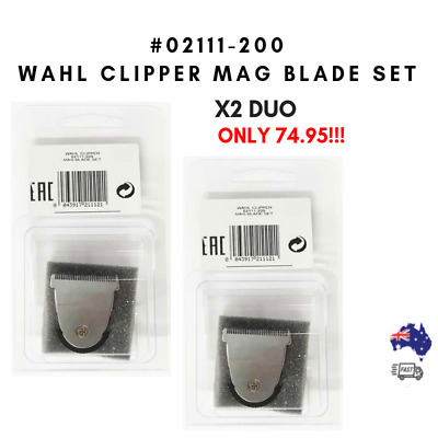 Wahl Clipper Mag Blade Set 02111-200 (AUS-SELLER/FAST-SHIPPING)!!!